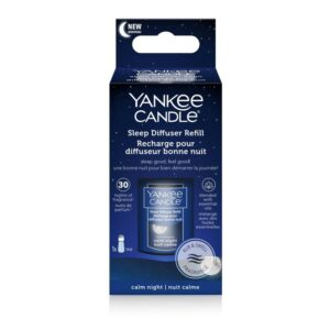Yankee Candle Calm Night - olejek zapachowy sleep diffuser - candlelove
