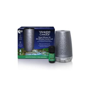 Yankee Candle Peaceful Dreams - odświeżacz sleep diffuser - candlelove