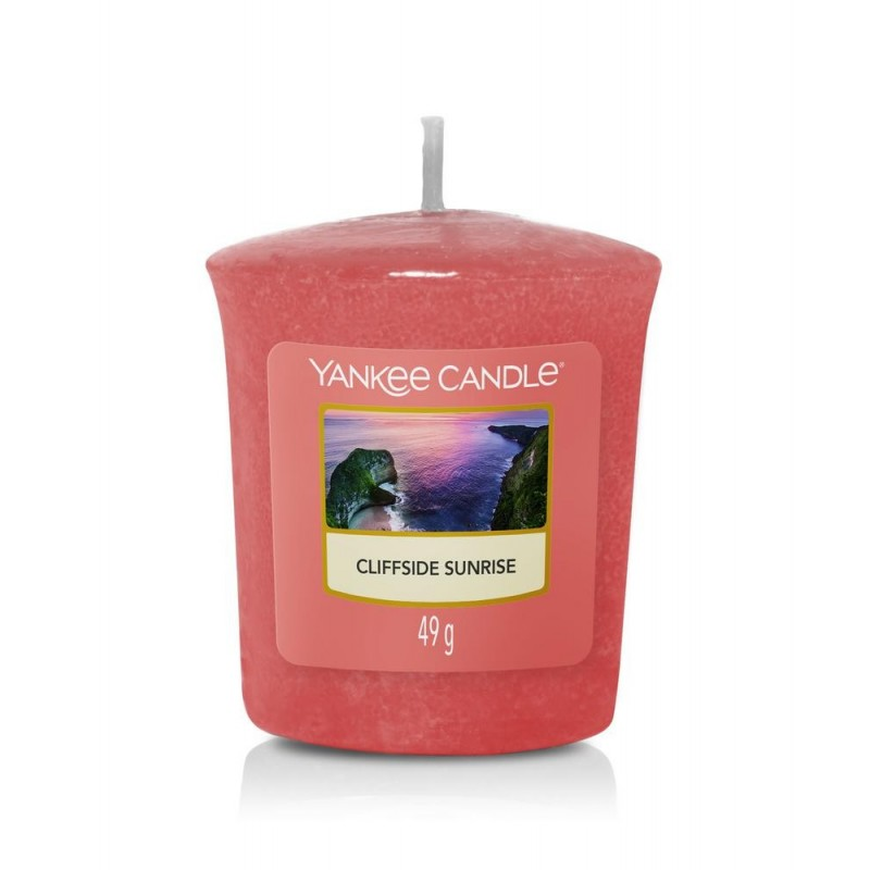 Yankee Candle Cliffside Sunrise - sampler zapachowy - candlelove