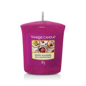 Yankee Candle Exotic Acai Bowl - sampler zapachowy - candlelove