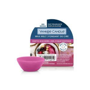 Yankee Candle Exotic Acai Bowl - wosk zapachowy - candlelove
