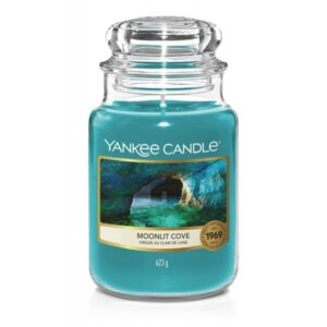 Yankee Candle Moonlit Cove - duża świeca zapachowa - candlelove