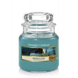 Yankee Candle Moonlit Cove - mała świeca zapachowa - candlelove