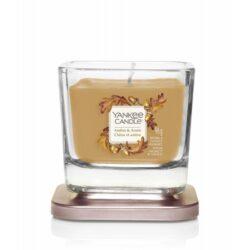 Yankee Candle Elevation Amber & Acorn - mała świeca zapachowa - candlelove