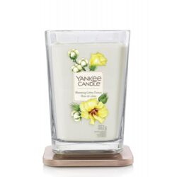 Yankee Candle Elevation Blooming Cotton Flower - duża świeca zapachowa - candlelove