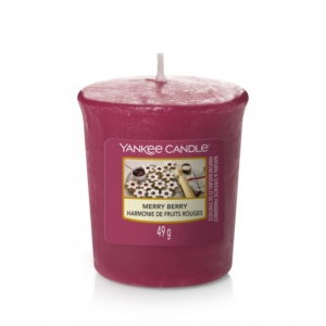 Yankee Candle Merry Berry - sampler zapachowy - candlelove